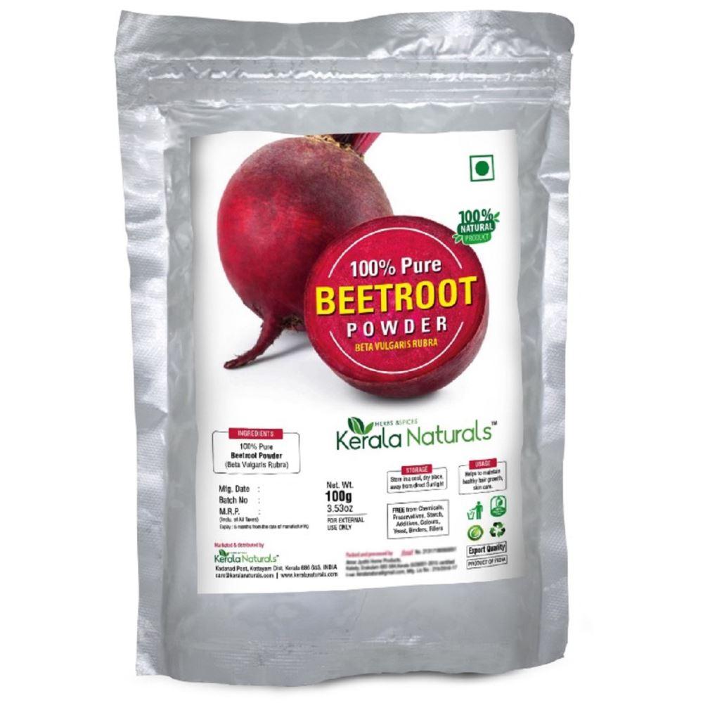 Kerala Naturals Beetroot Powder (100g)