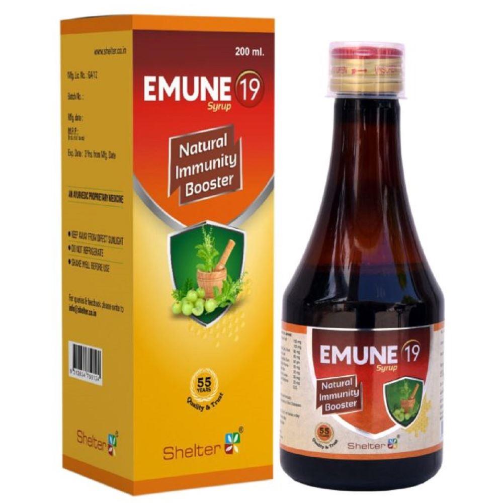 Shelter Emune 19 Syrup (200ml)
