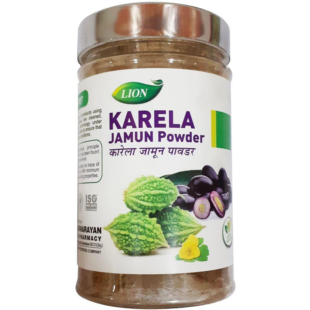 Lion Karela Jamun Powder (100g)