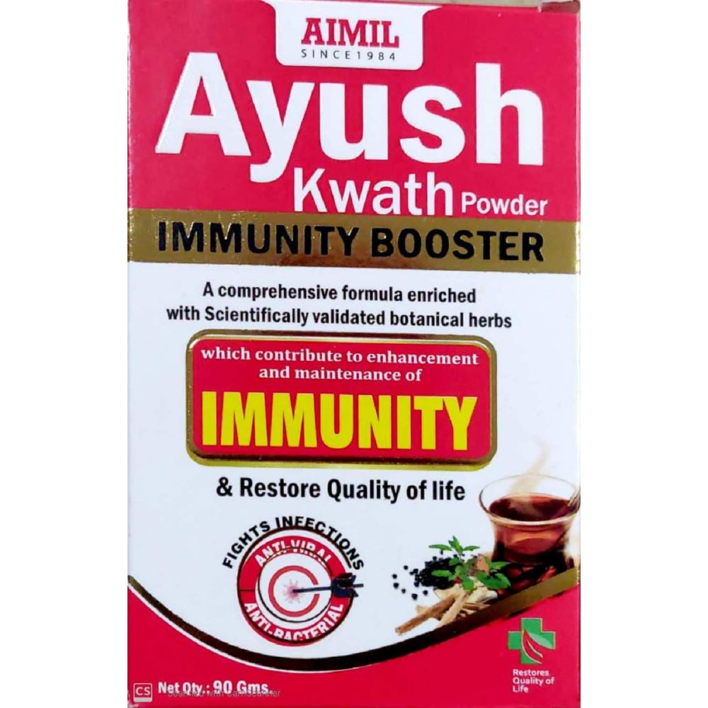 Aimil Ayush Kwath Powder (90g)