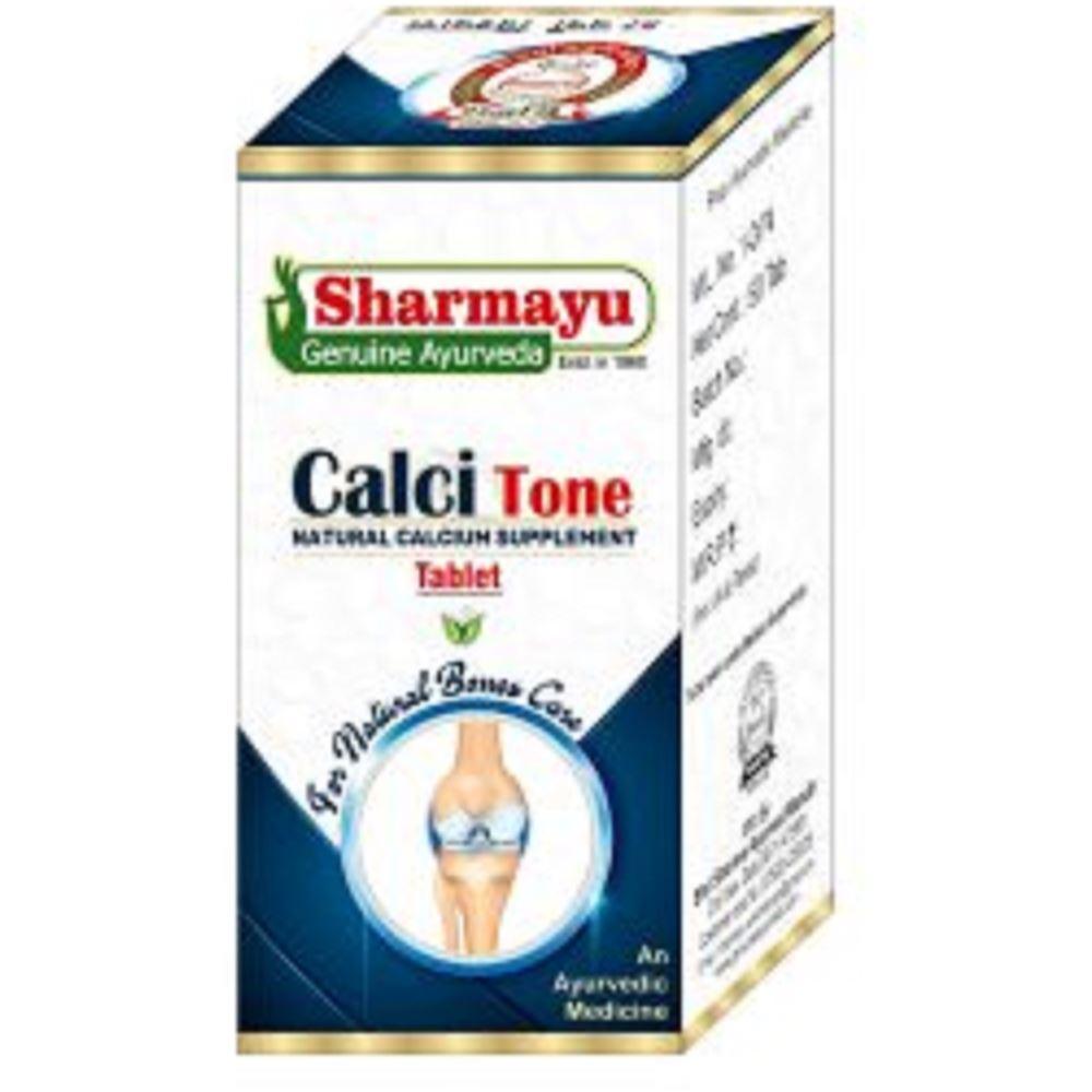 Sharmayu Calci Tone Tablets (50tab)