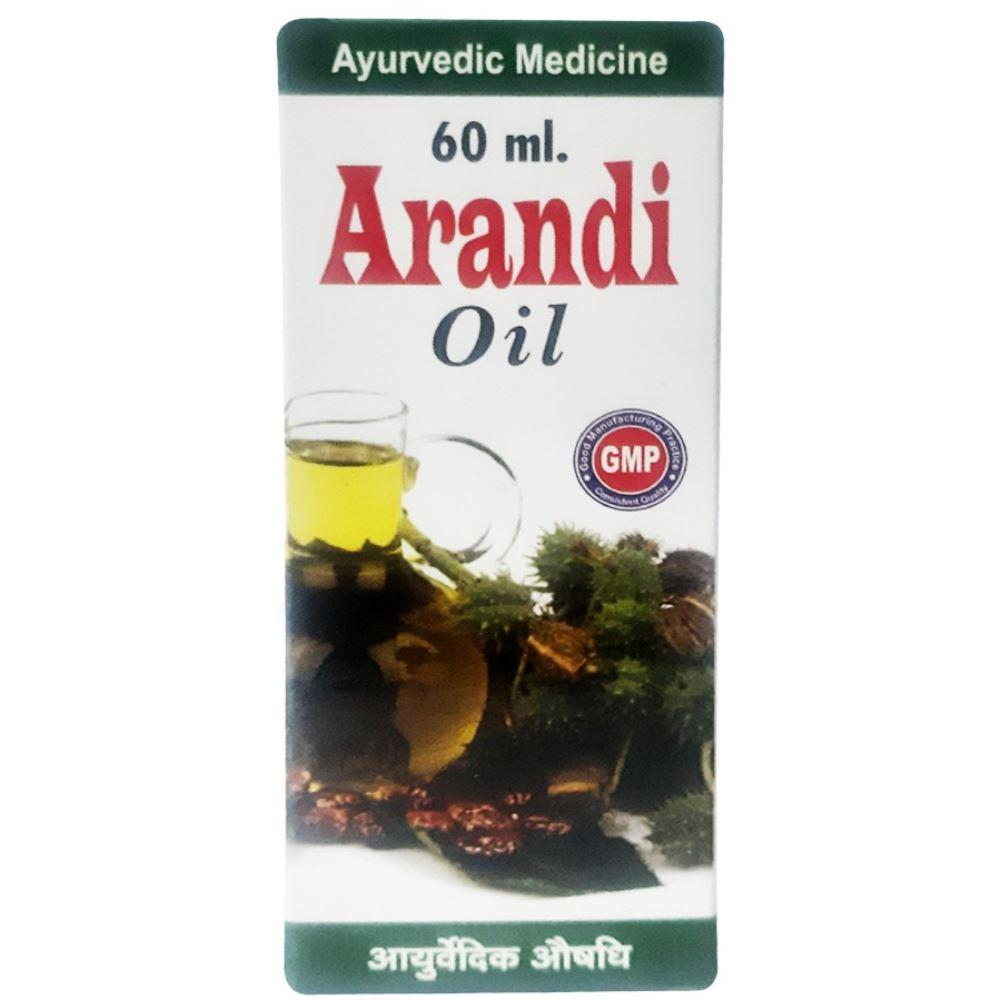 S.K Arandi Oil (60ml)