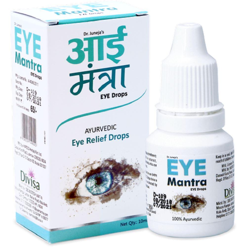 Dr Junejas Eye Mantra Eye Drops (10ml)