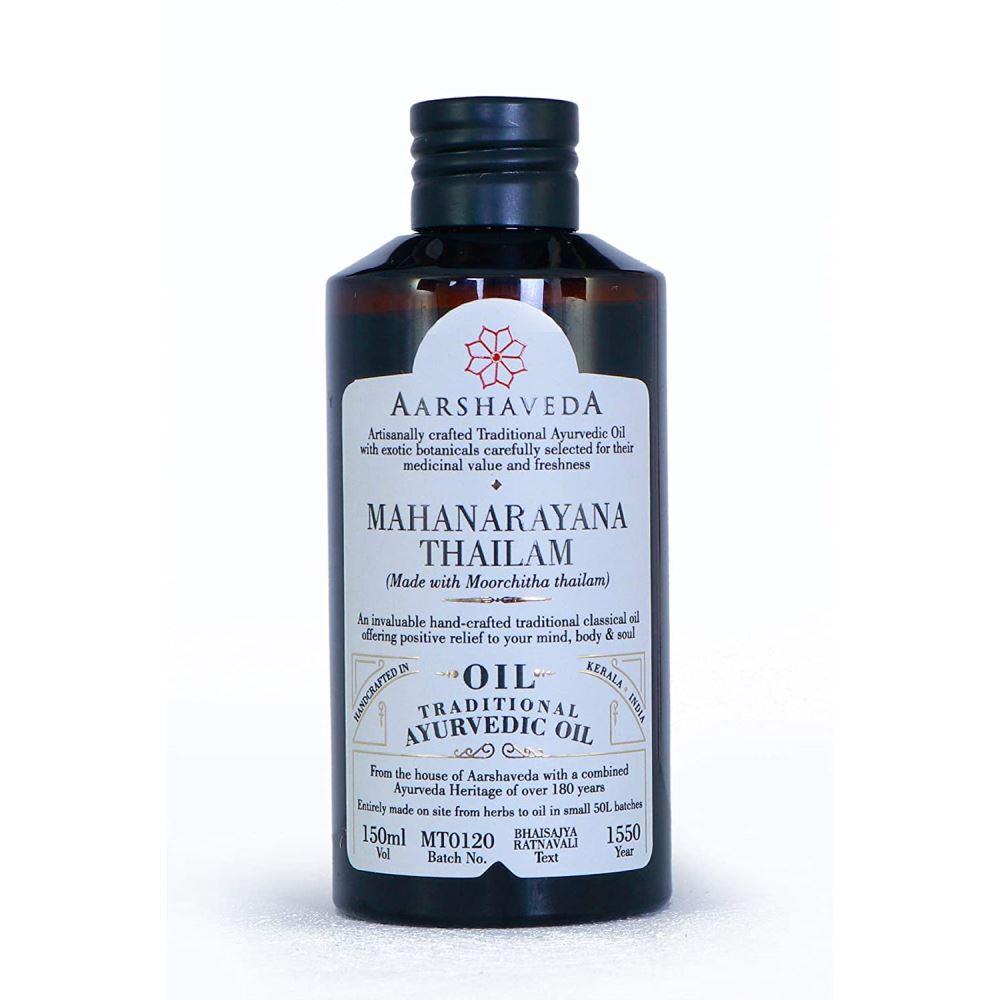 Nature's Veda Mahanaryana Thailam (150ml)