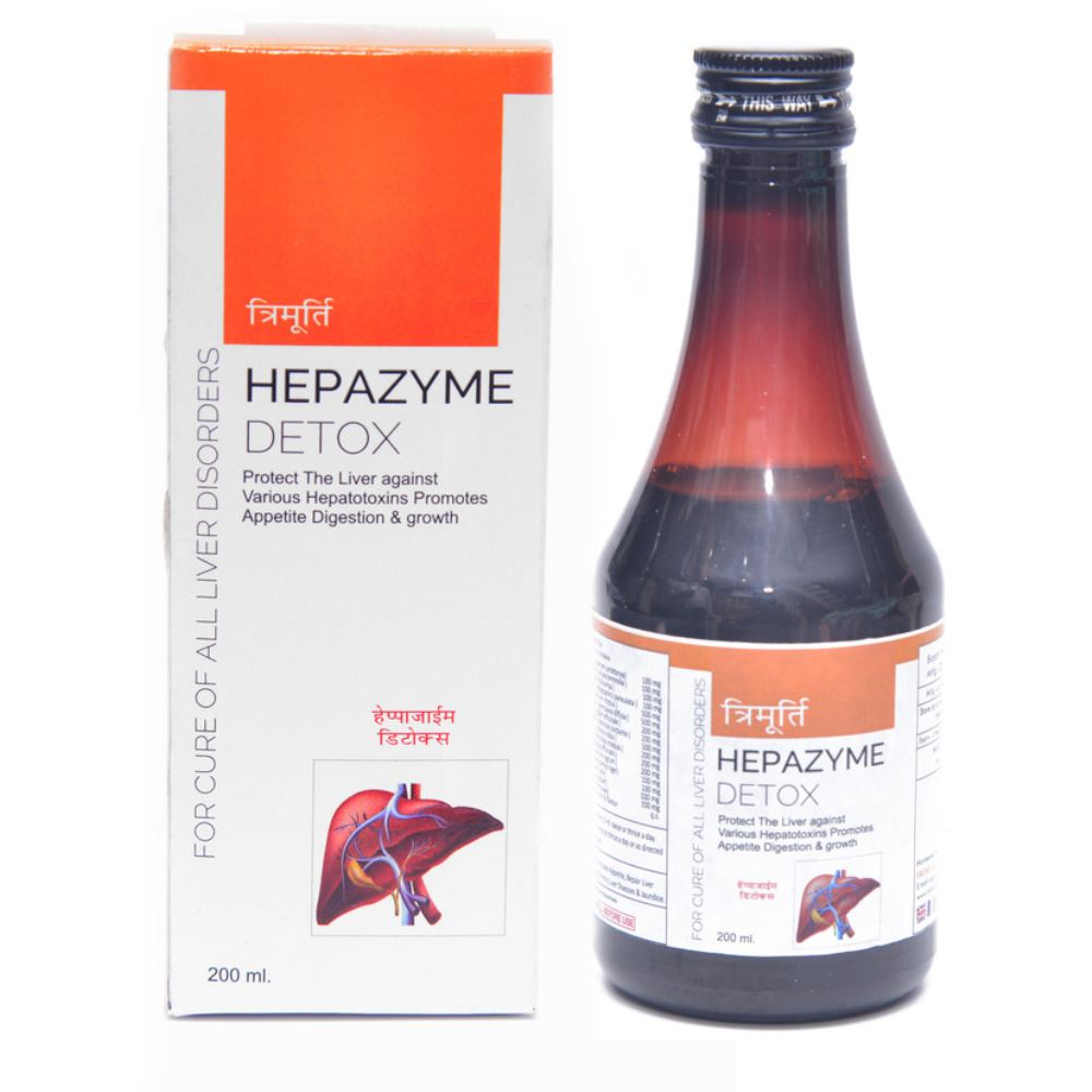 Trimurti Hepazyme Detox (200ml)