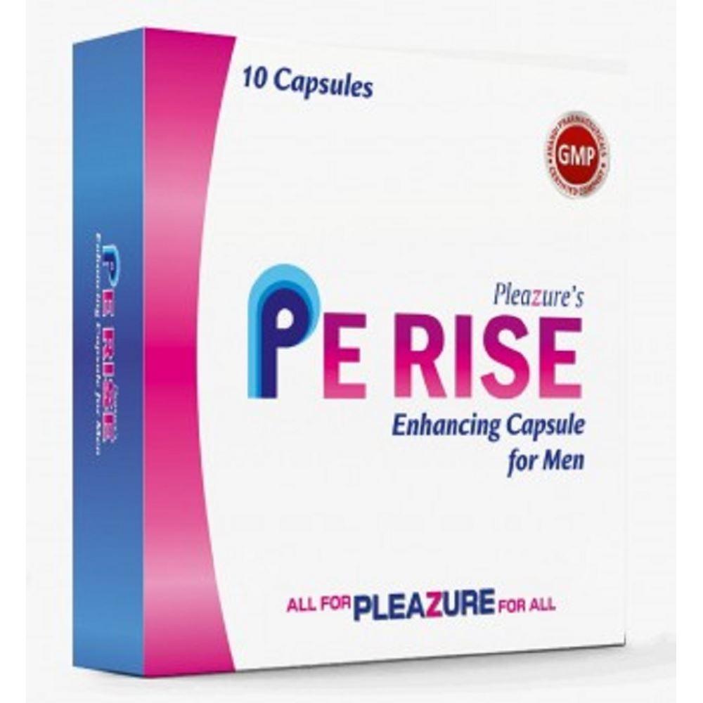 Pleazure's Pe Rise Capsules (10caps)