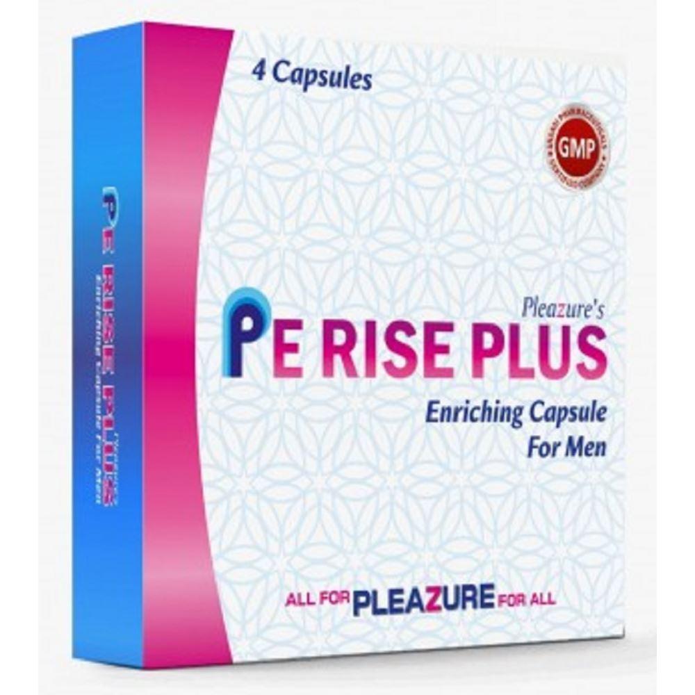 Pleazure's Pe Rise Plus Capsules (4caps)