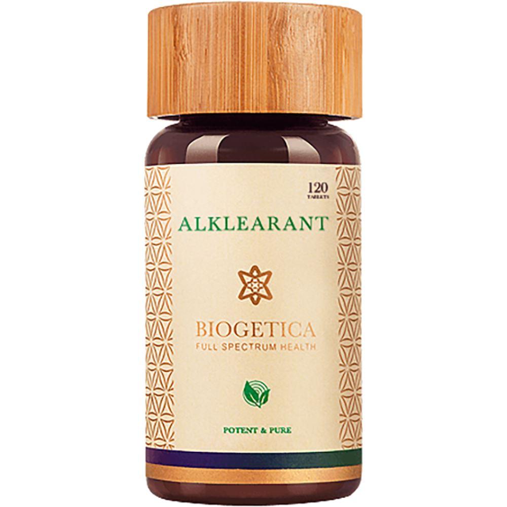 Biogetica Alklearant (120tab)