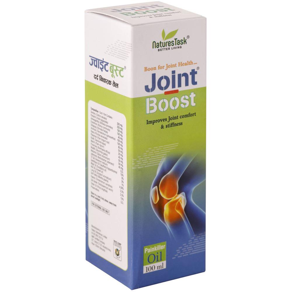 Naturestask Joint Boost Oil (100ml)