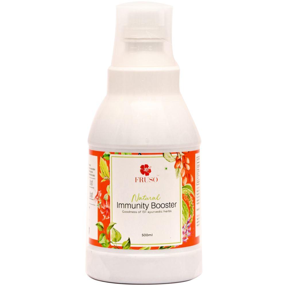 Fruso Natural Immunity Booster (500ml)