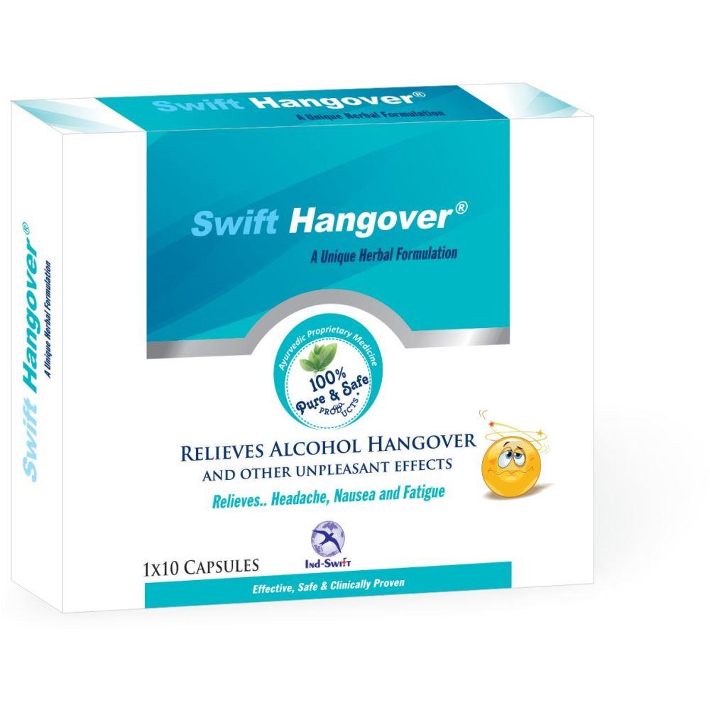Ind Swift Hangover Capsules (10caps)