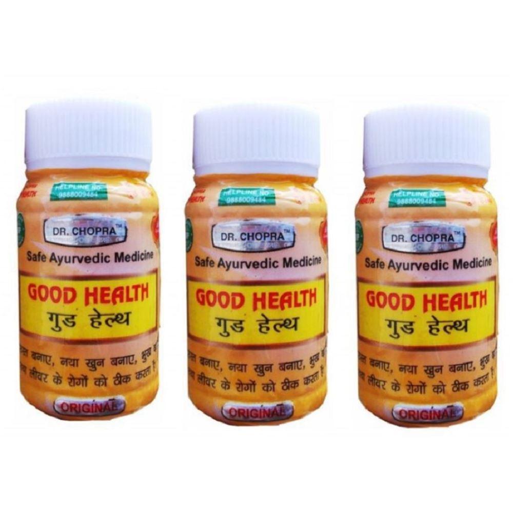 Dr Chopra Good Health Capsule (50caps, Pack of 3)