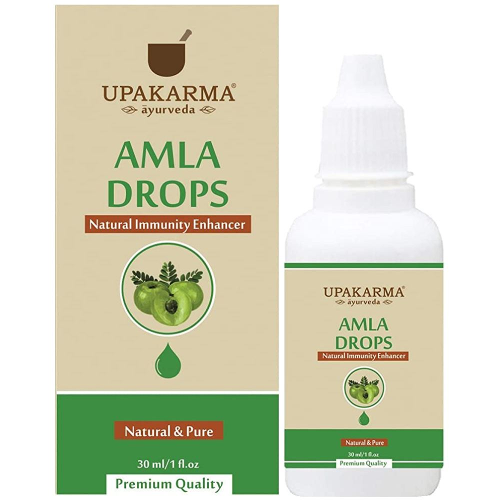 Upakarma Ayurveda Amla Drops (30ml)