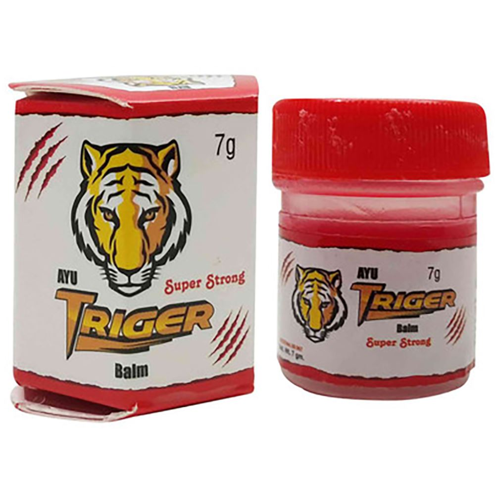 Parth Remedies Triger Balm (7g, Pack of 10)