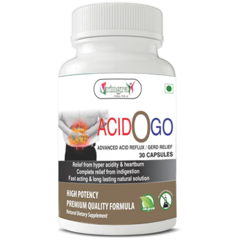 Vringra Acid O Go Capsules (30caps)
