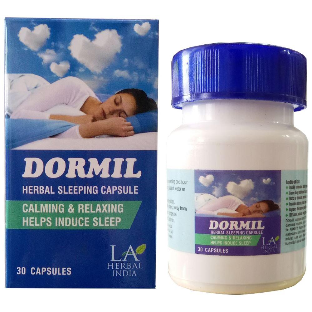 Dormil Herbal Sleeping Capsules (30caps)