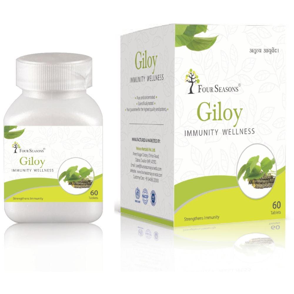 Four Seasons Giloy Tablet (60tab)
