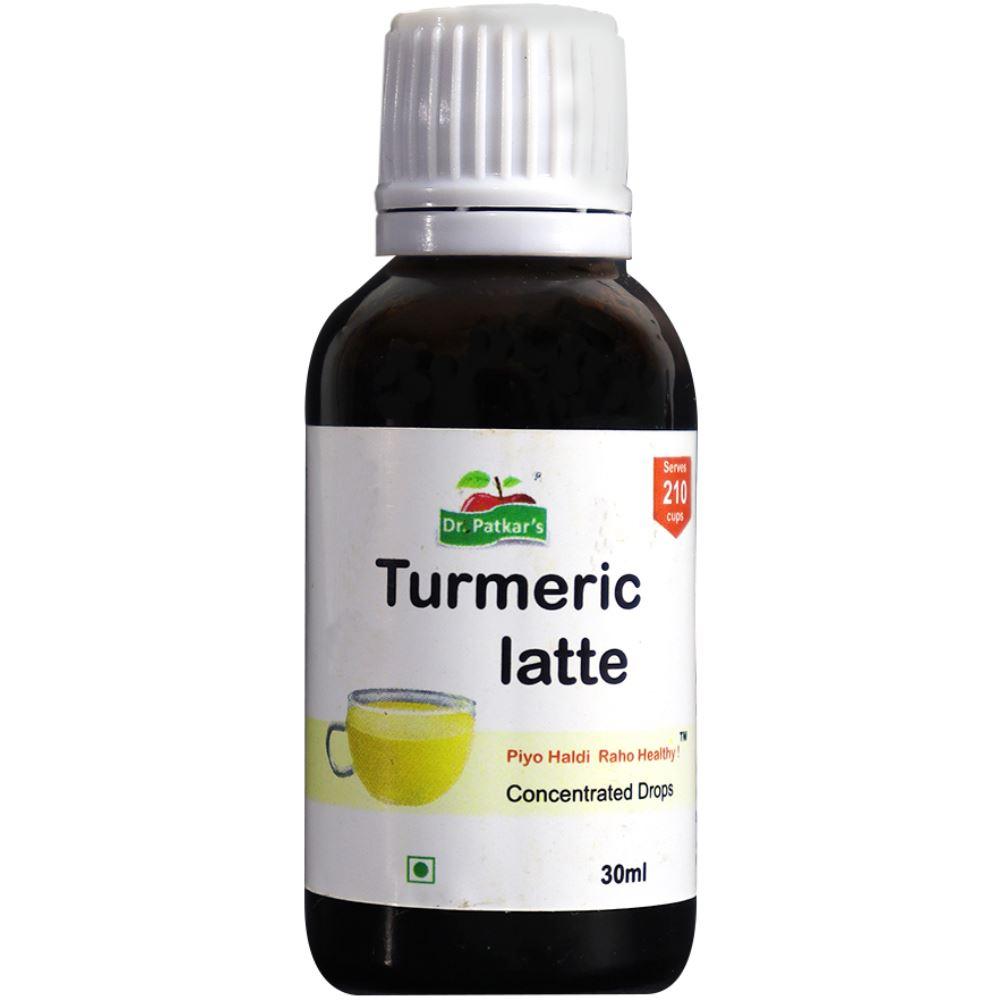Dr. Patkars Turmeric Latte (30ml)