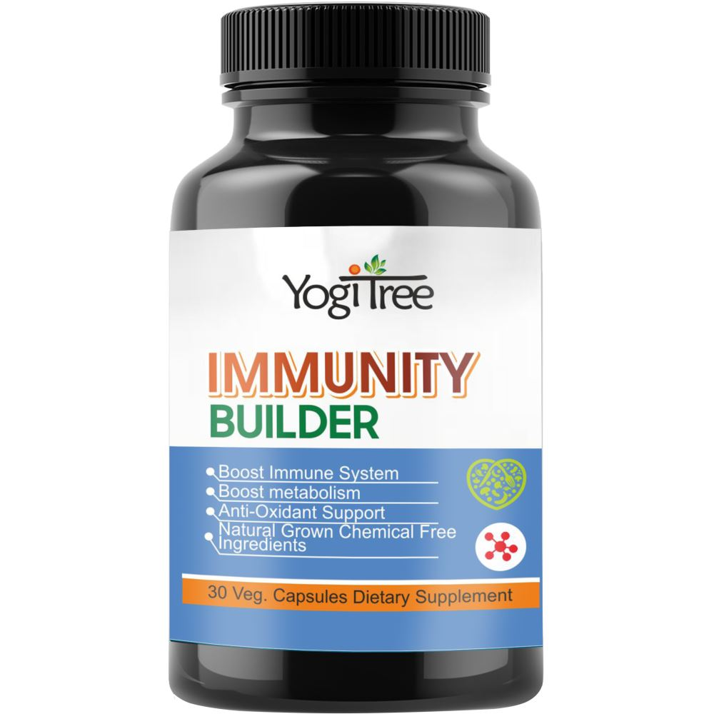 Yogitree Immunity Builder (30caps)