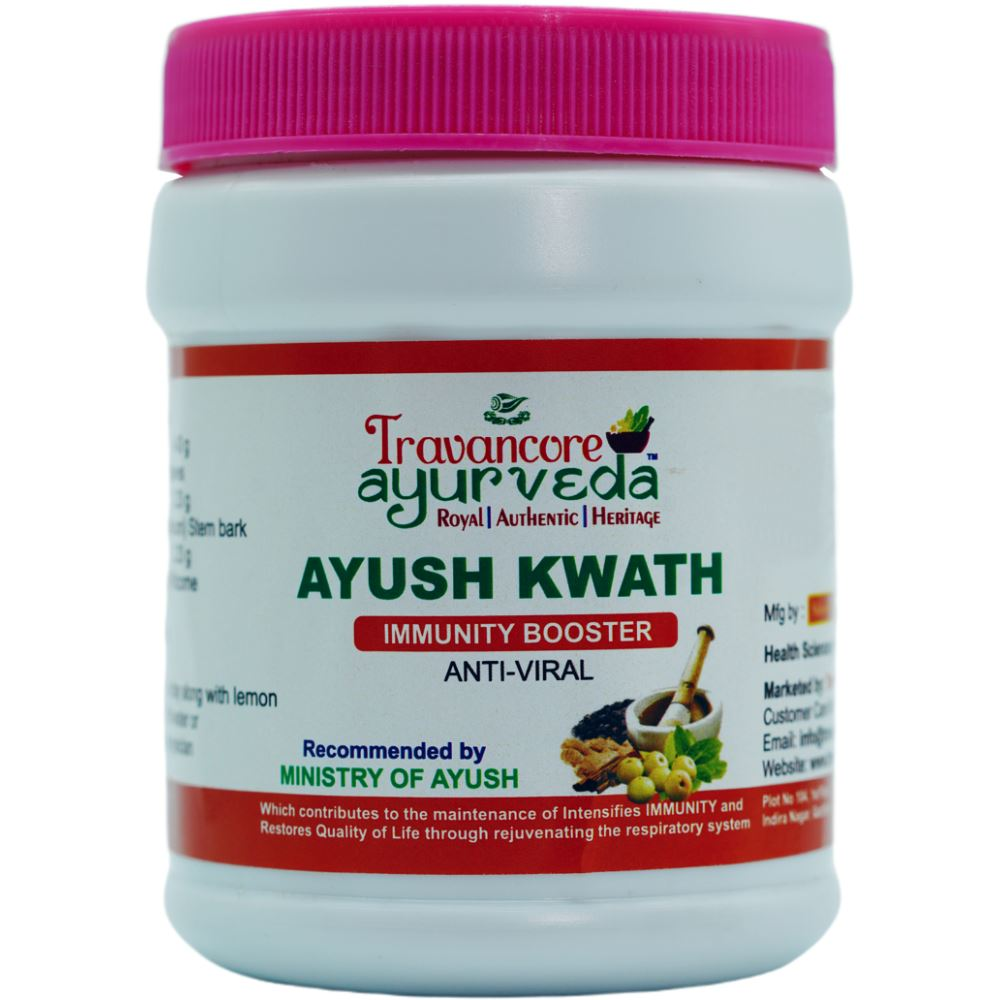 Travancore Ayurveda Ayush Kwath (100g)