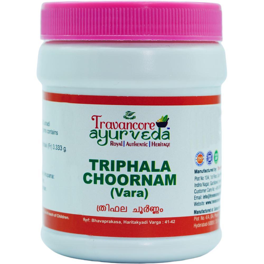 Travancore Ayurveda Thriphala Choornam (Vara) (100g)