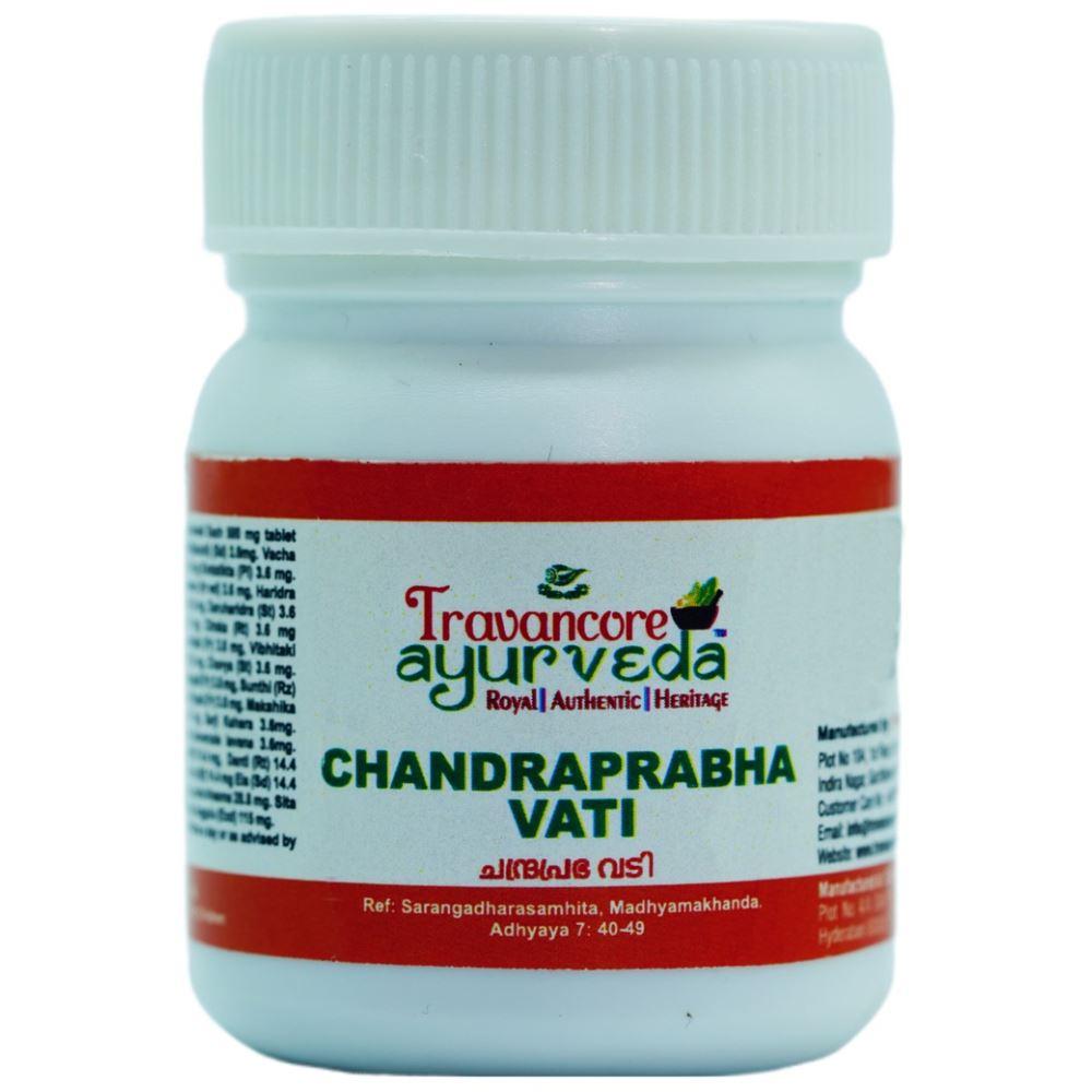 Travancore Ayurveda Chandraprabha Vati (60tab)