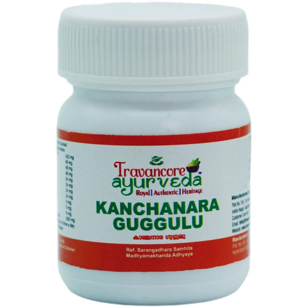 Travancore Ayurveda Kanchanara Guggulu (60tab)