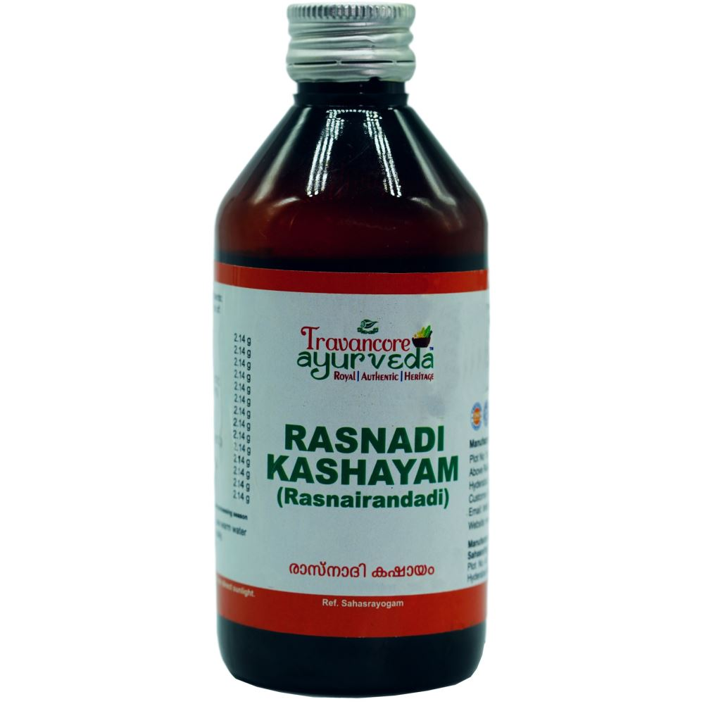 Travancore Ayurveda Rasnadi Kashayam (200ml)