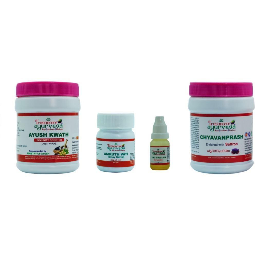 Travancore Ayurveda Travancore Ayurveda Immunity Pack (450g)
