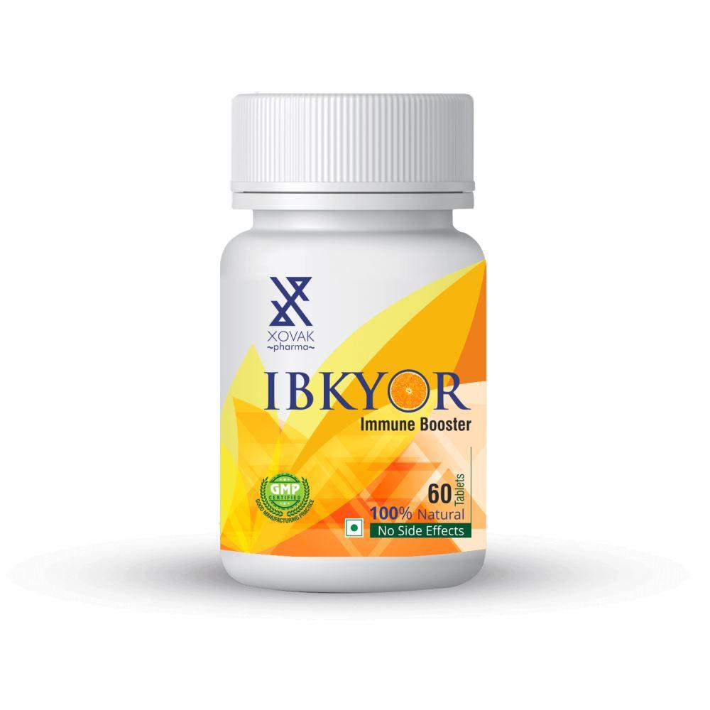 Xovak Pharma Ibkyor Tablets For Immunity Booster (60tab)