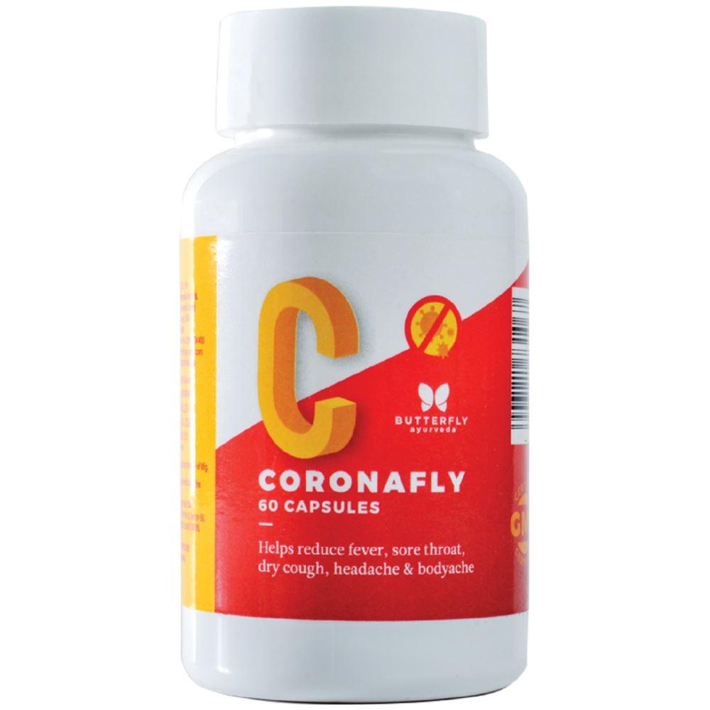 Butterfly Ayurveda Coronafly Medicine (60caps)