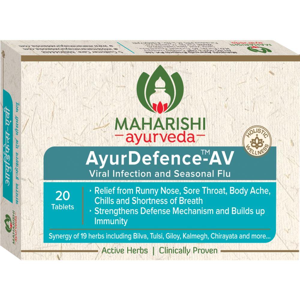 Maharishi Ayurveda Ayurdefence-Av For Viral Infections & Seasonal Tablets (20tab)