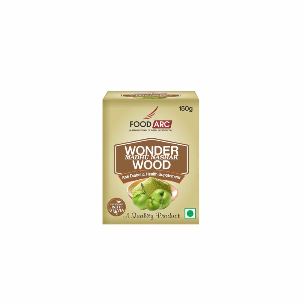 Food ARC Wonder Wood Madhunashak Powder (150g)