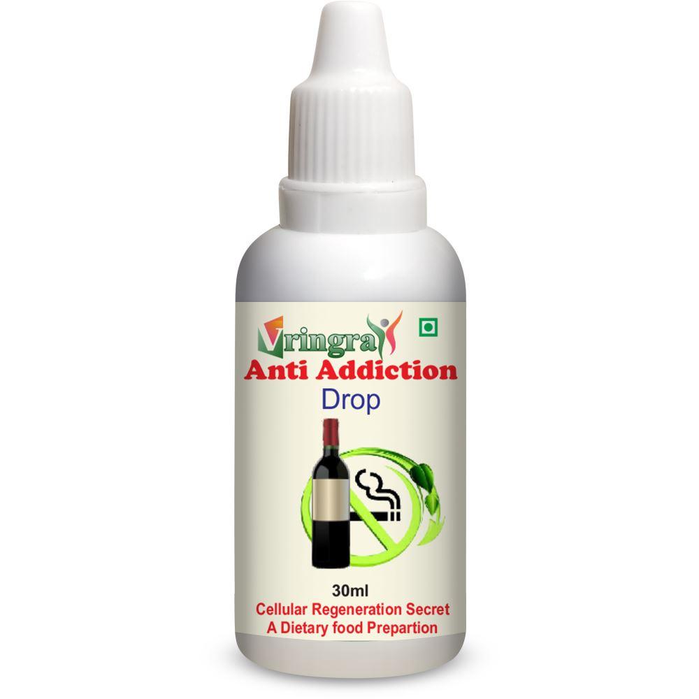 Vringra Anti Addiction Drops (30ml)