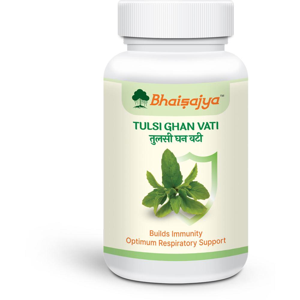 Organic Ayurved Tulsi Ghan Vati (60tab)