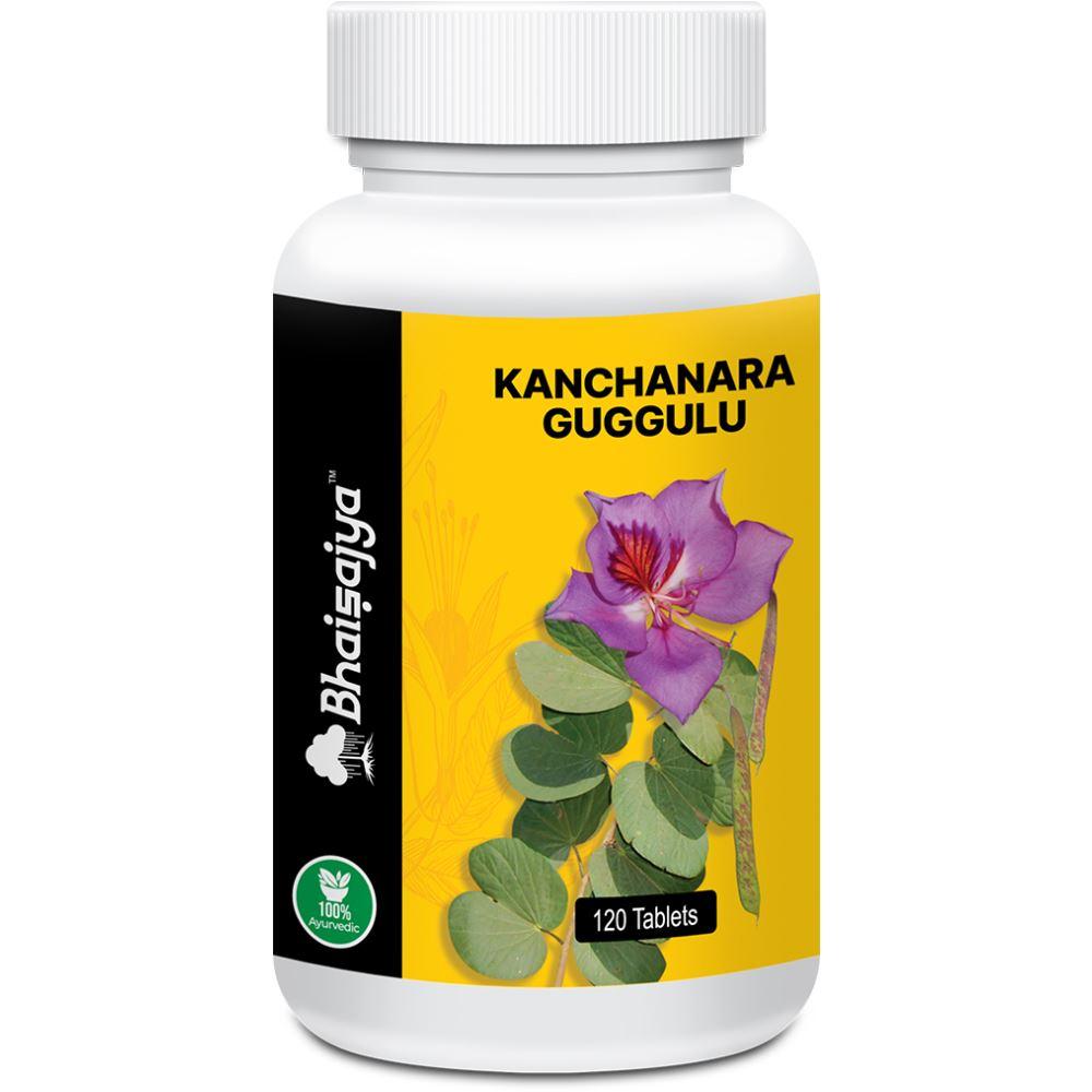 Organic Ayurved Kachnar Gugglu (120tab)
