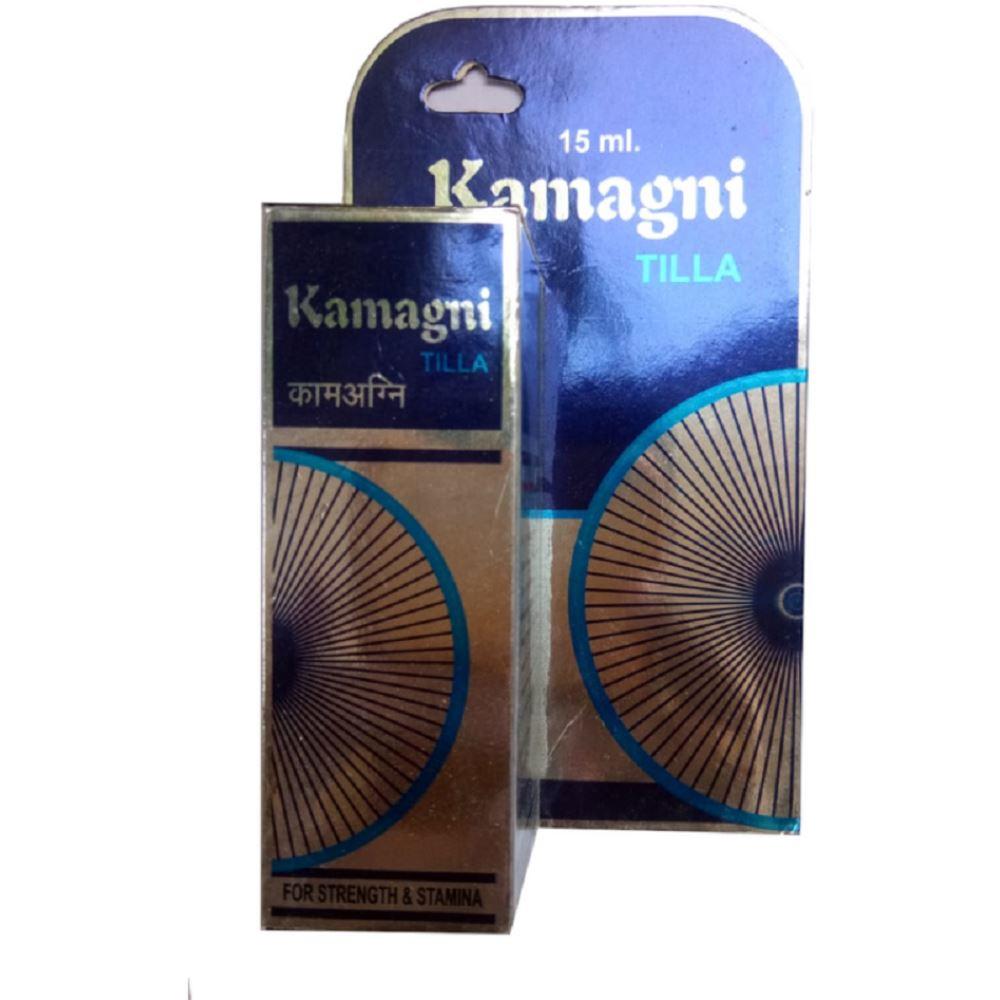 S K Pharma Kamagani Tilla (15ml)