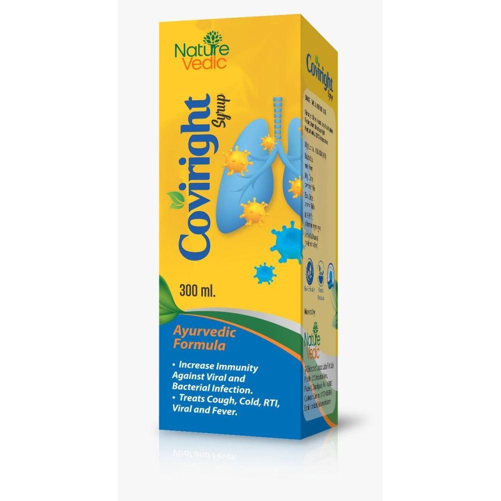 Nature Vedic Coviright Syrup (300ml)