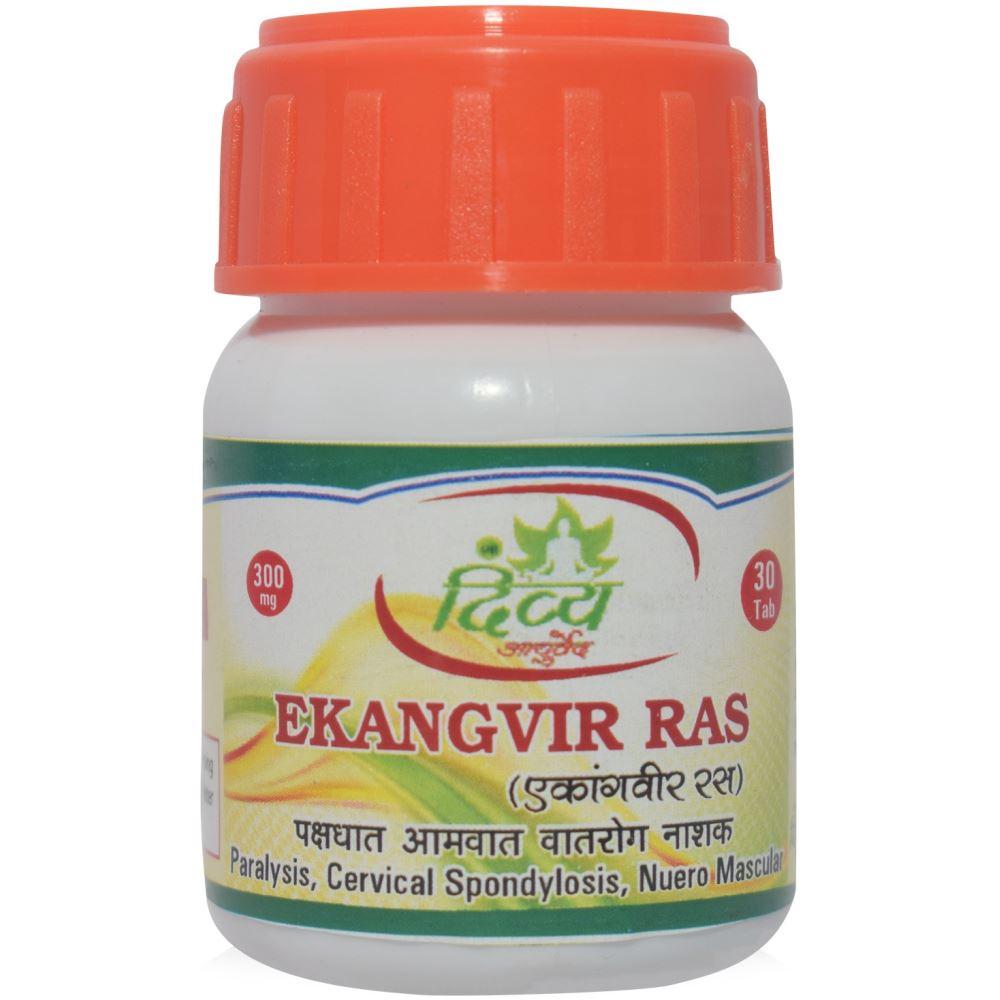 Shree Divya Ayurved Ekangvir Ras (30tab)
