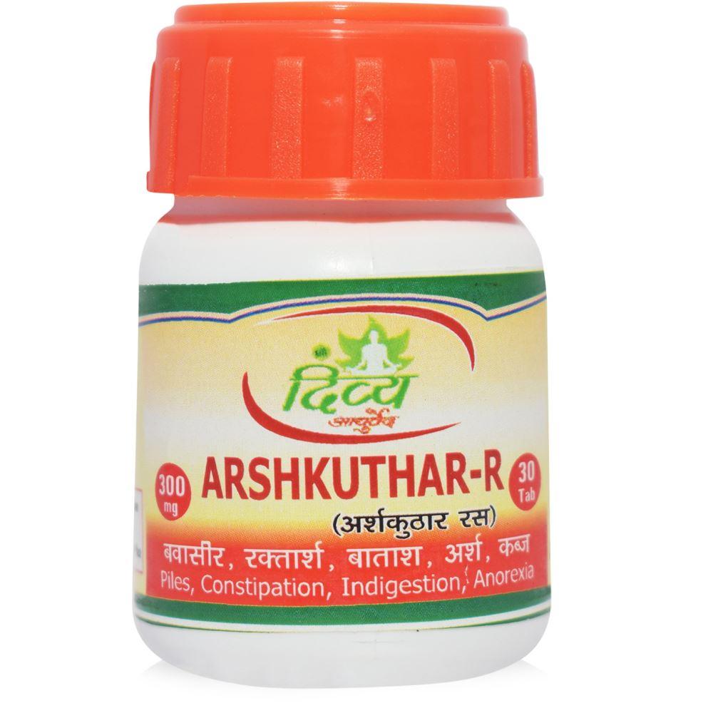 Shree Divya Ayurved Arshkuthar Ras (30tab)