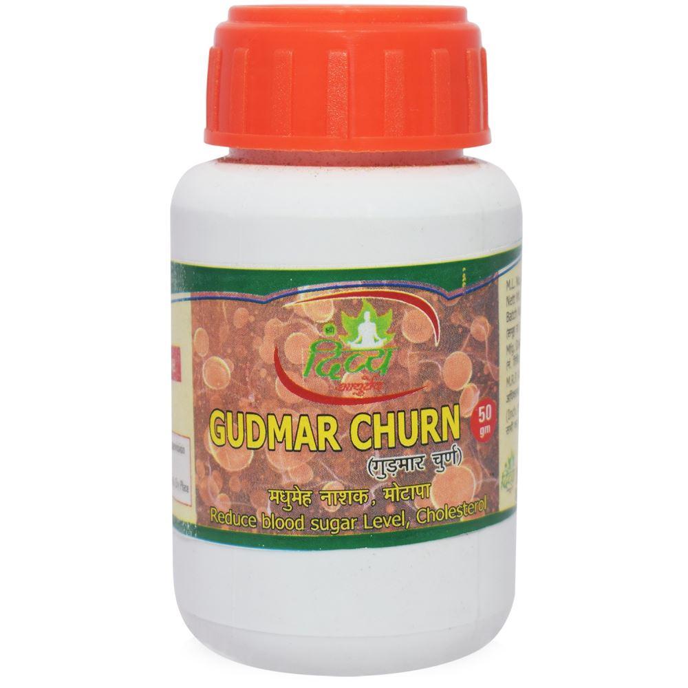 Shree Divya Ayurved Gudmar Churn (50g)