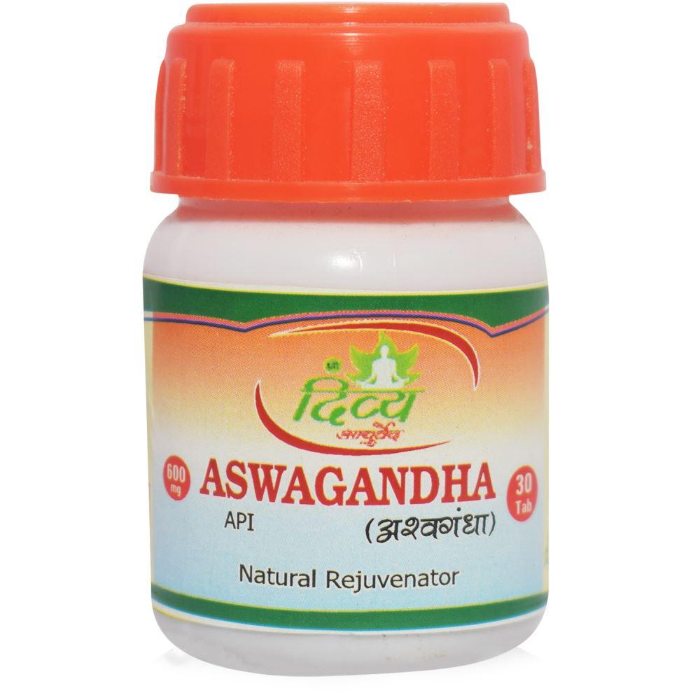 Shree Divya Ayurved Ashwagandha Vati (30tab)