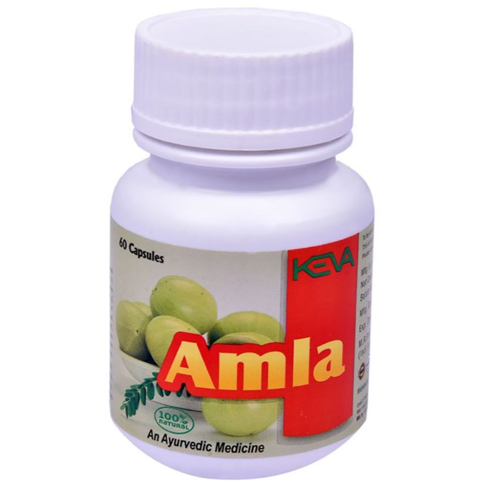 Keva Amla Capsule (60caps)