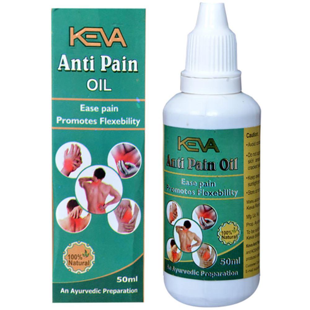 Keva Anti Pain Oil (50ml)