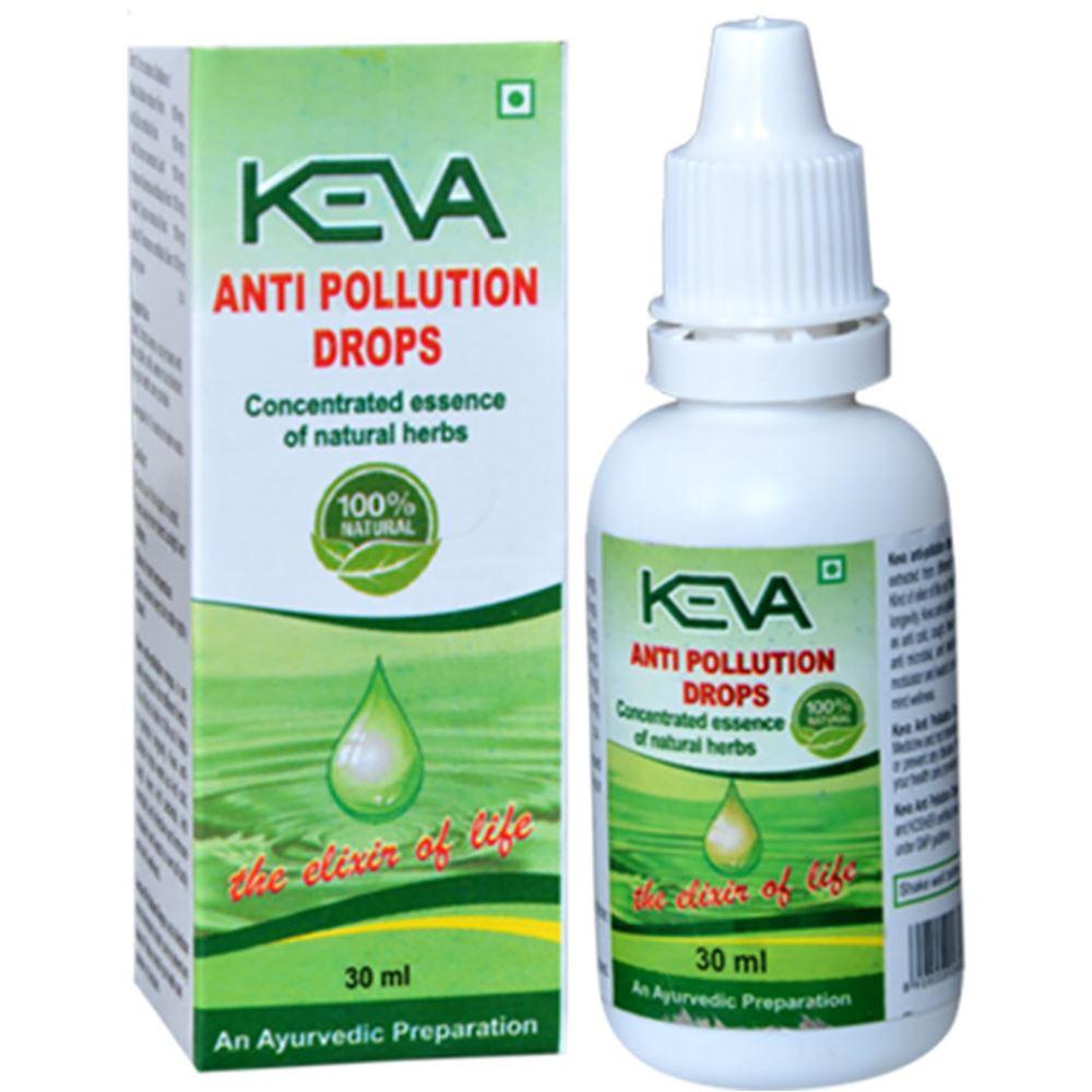 Keva Anti Pollution Drops (30ml)