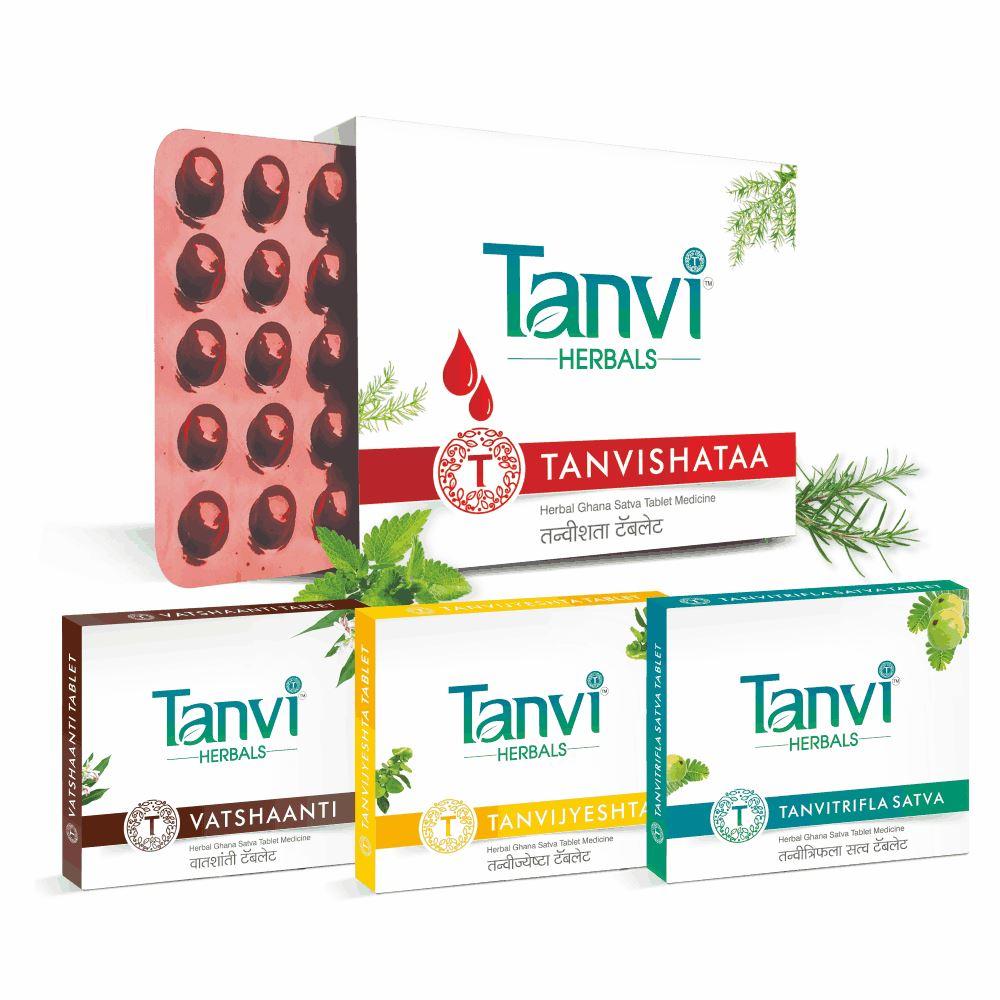 Tanvi Herbals Constipation Kit (1Pack)