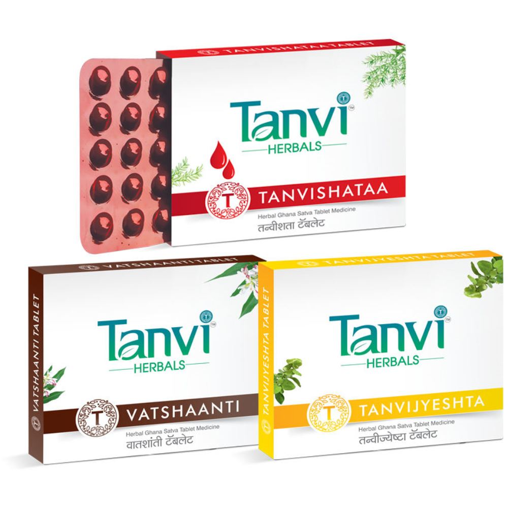 Tanvi Herbals All Round Protection Kit (1Pack)