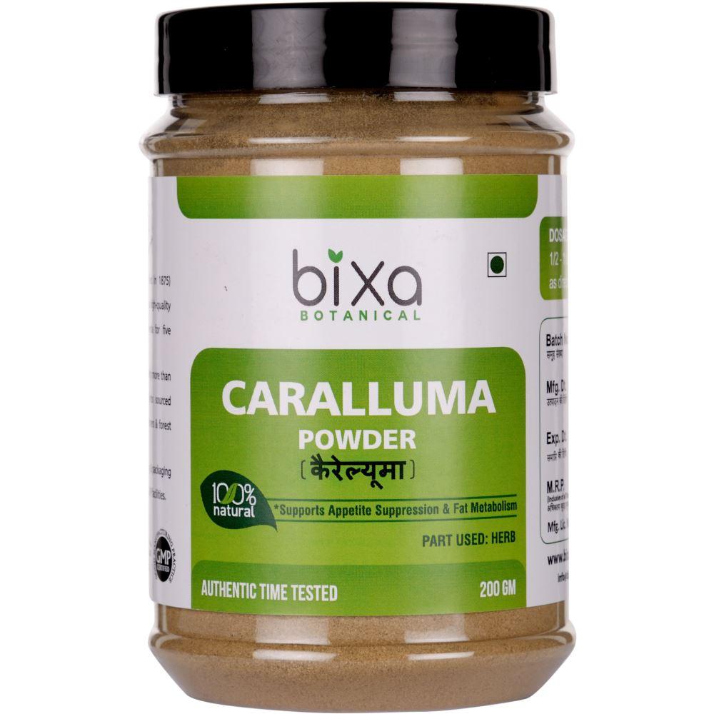 Bixa Botanical Caralluma Herb Powder Caralluma Fimbriata (200g)