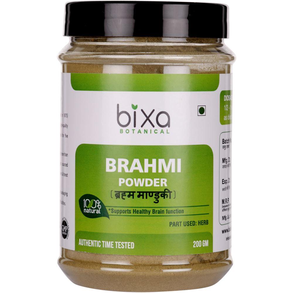 Bixa Botanical Brahmi Powder Centella Asiatica (200g)