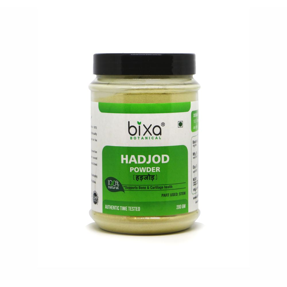 Bixa Botanical Hadjod Powder Cissus Quadrangularis (200g)
